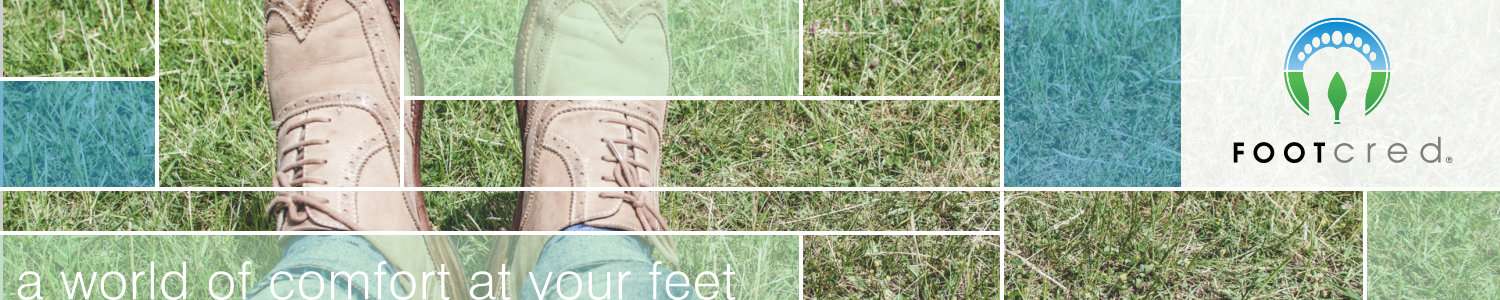 FOOTcred® – a world of comfort at your feet